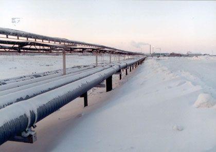 Gas-Pipeline: Kein Ende der Hochpreisphase