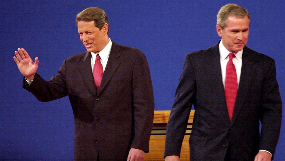 Gore vs. Bush – die Wahl im Jahr 2000 wurde vor Gericht entschieden
