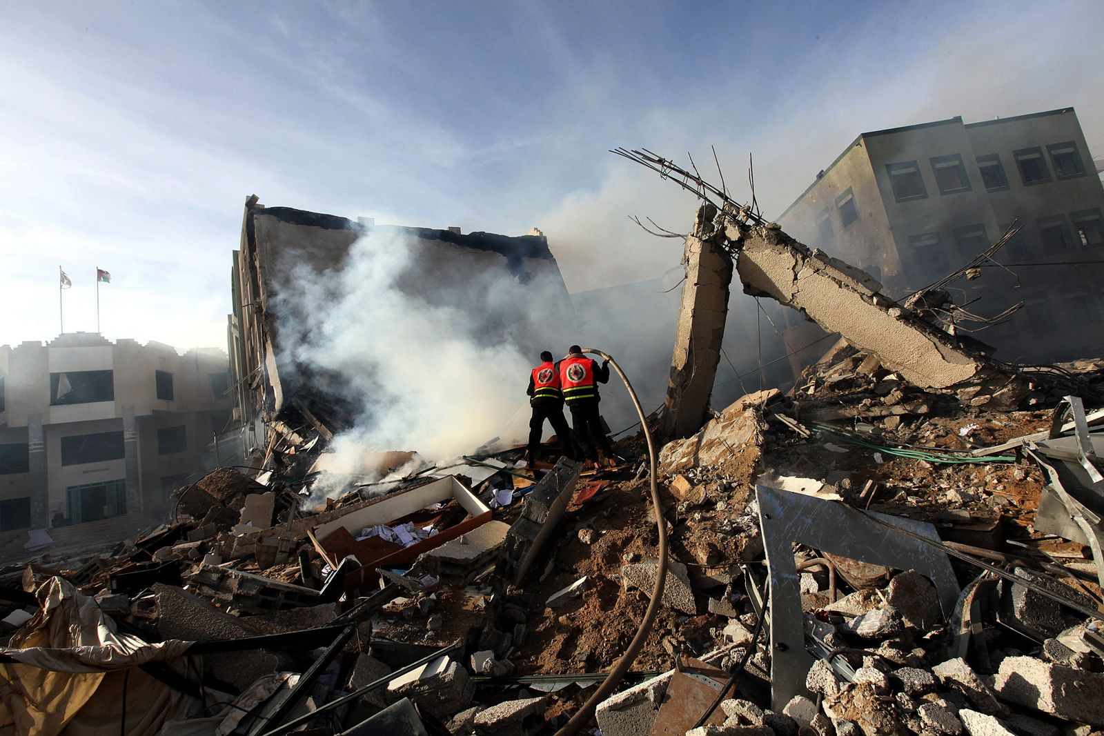 Israel / Gaza-Konflikt