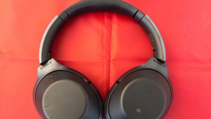 Noise-Canceling-Kopfhörer: Sony MDR-1000X
