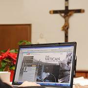 """Vatikan-Seite auf YouTube: """"Der Papst ist ein Mann des Dialogs"""""""