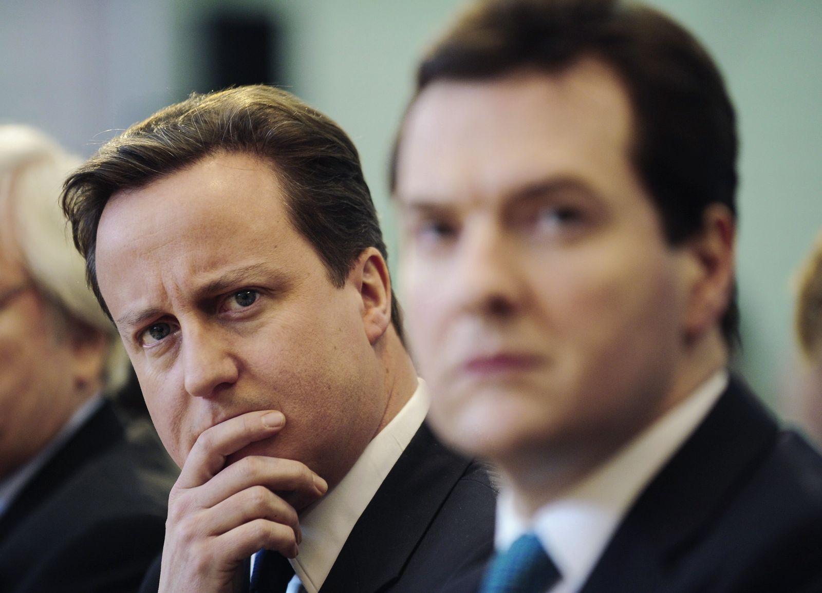 Cameron / Osborne