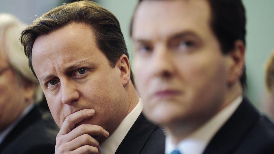 Britischer Premier Cameron: Heftiger Gegenwind aus Berlin und Paris