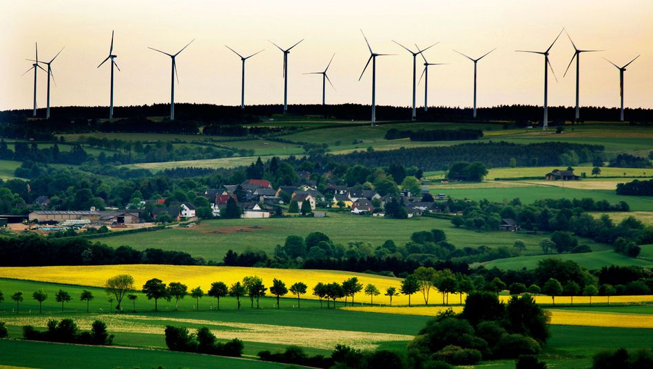 Windräder: Hitzige Debatte über die Energiewende