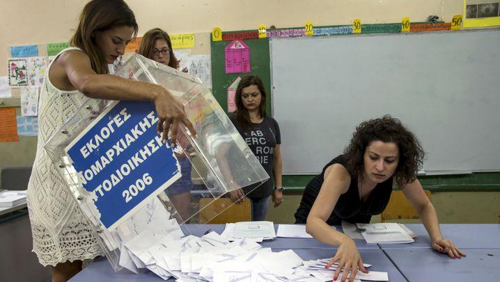 Referendum in Griechenland: Nein sagen und jubeln