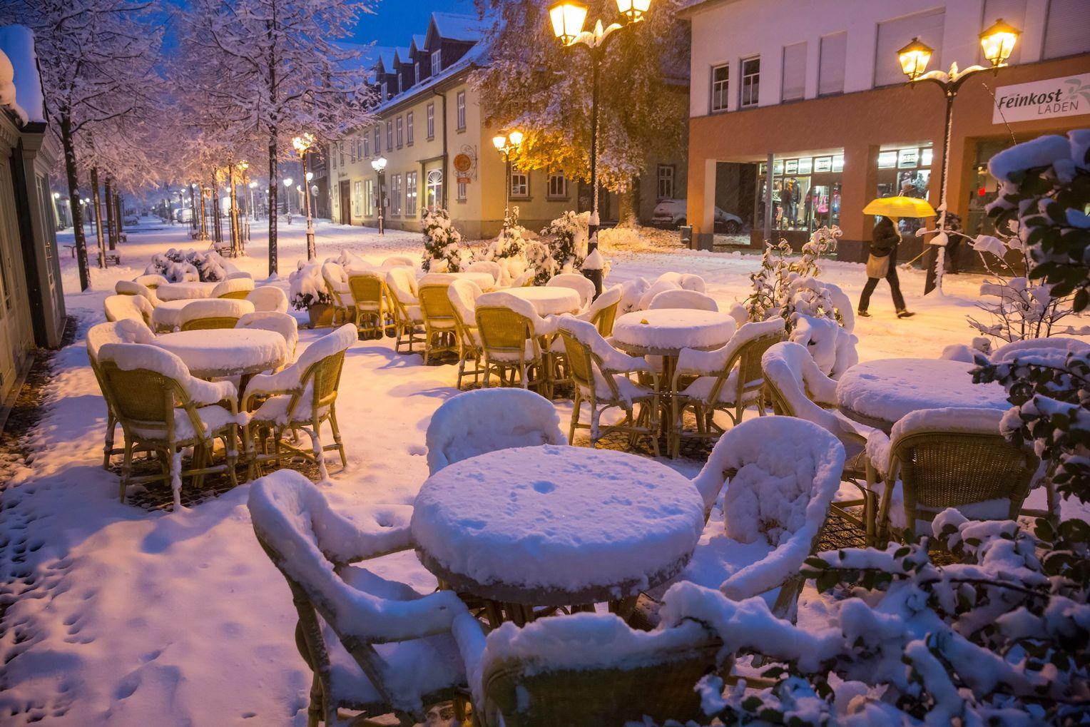 Forbes: Россия не спасет Европу от холода