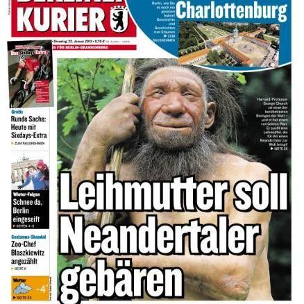 Kurier Neandertaler