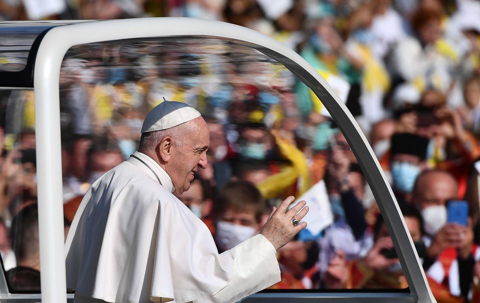 Pope Francis' Apostolic Journey to Slovakia