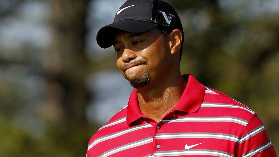 Tiger Woods: So schlecht wie nie zuvor