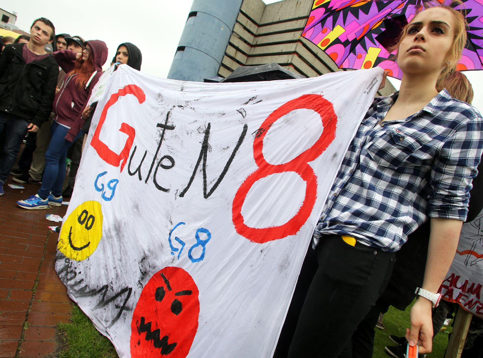 G8 / G9 / Gymnasium
