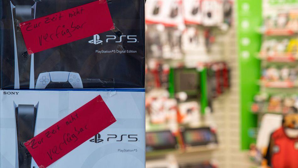 Die Playstation 5 hat den erfolgreichsten Konsolenverkaufsstart überhaupt hingelegt: Seit Wochen ist sie im Handel so gut wie gar nicht zu bekommen
