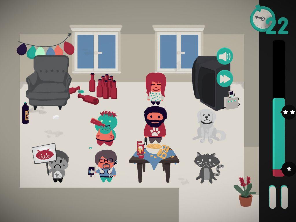 NUR ALS ZITAT Screenshot Partyrs
