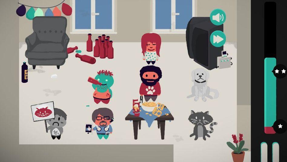 """Screenshot aus """"Partyrs"""": So kompliziert kann eine Feier sein"""