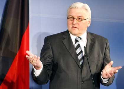 Germany'snew Foreign MinsterFrank-Walter Steinmeier was former chancellor Gerhard Schröder's chief of staff.