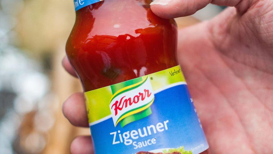 """Zigeunersauce"""": Knorr benennt """"Zigeunersauce"""" um - DER SPIEGEL"""