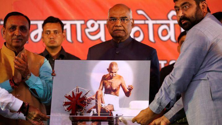 Indien: Entscheidung zwischen zwei Dalits