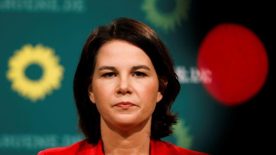 Kanzlerkandidatin Baerbock: »Wir stellen uns den Dilemmata«