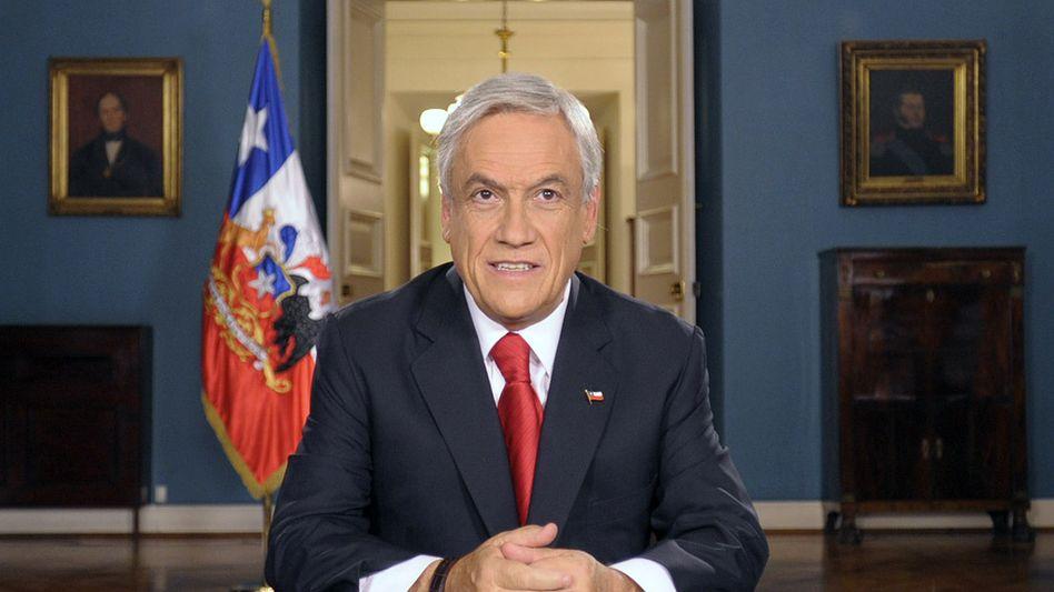 Chiles Präsident Piñera: Lob für die Reife einer Elfjährigen