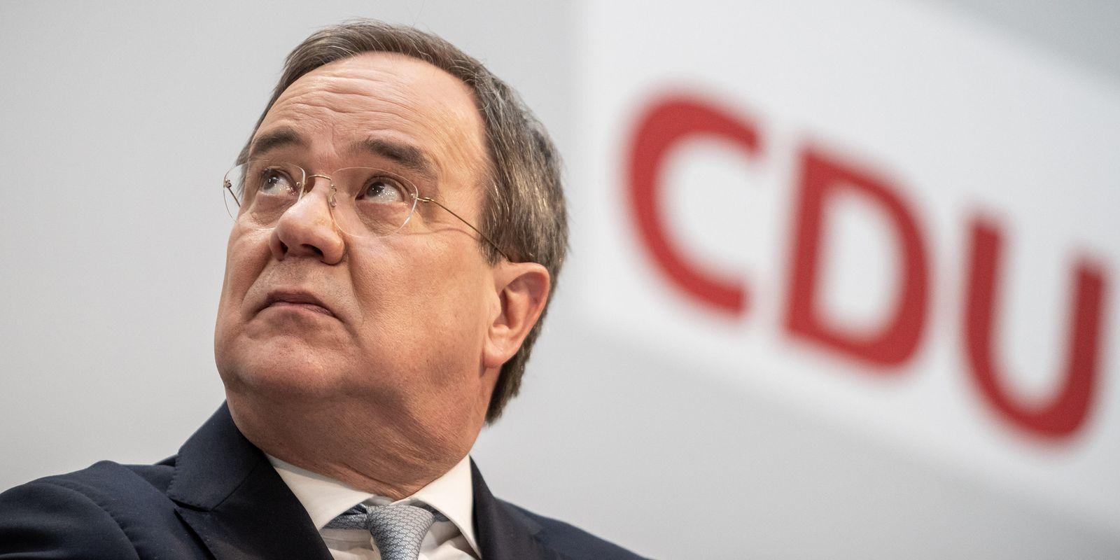 CDU-Chef Laschet