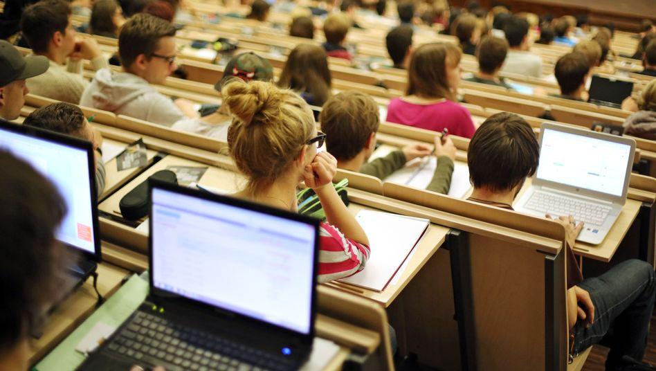 Wirtschaftsstudenten in Leipzig: Wie pluralistisch ist das Fach?