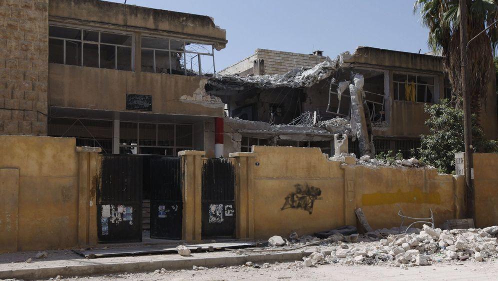 Bürgerkrieg in Syrien: Hunderte zerstörte Schulen