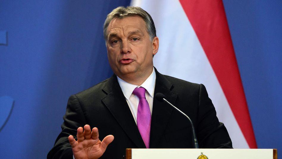 Ungarns Ministerpräsident Orbán: Keine Sanktionen gegen Polen