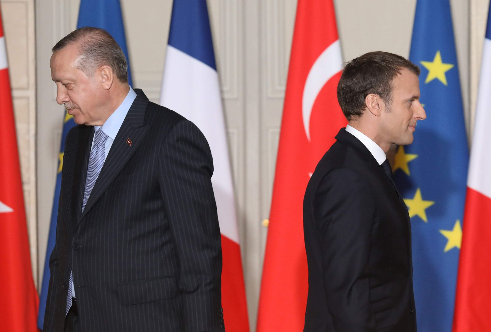 FILES-FRANCE-TURKEY-POLITICS-DIPLOMACY
