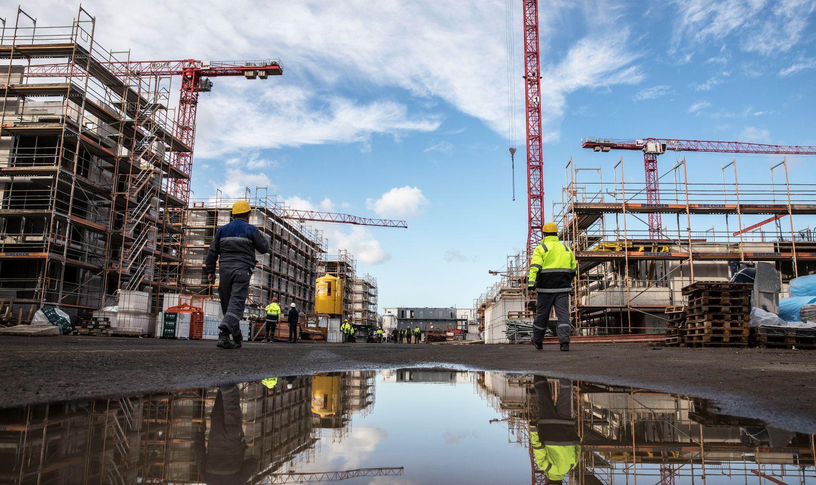 Pressetermin Neubauprojekt An der ÷lm¸hle , Hattersheim, Bild x von 6 Hattersheim, (f¸r LOK), 29.11.2019 Pressetermin Ne