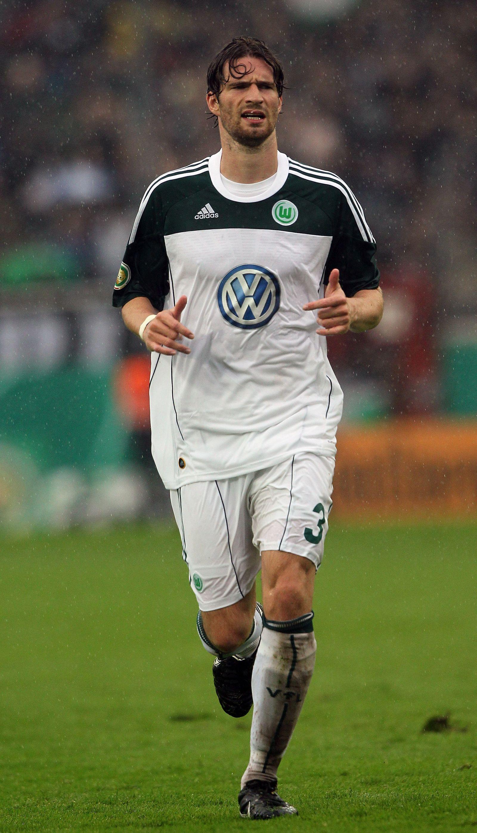 Friedrich joggt