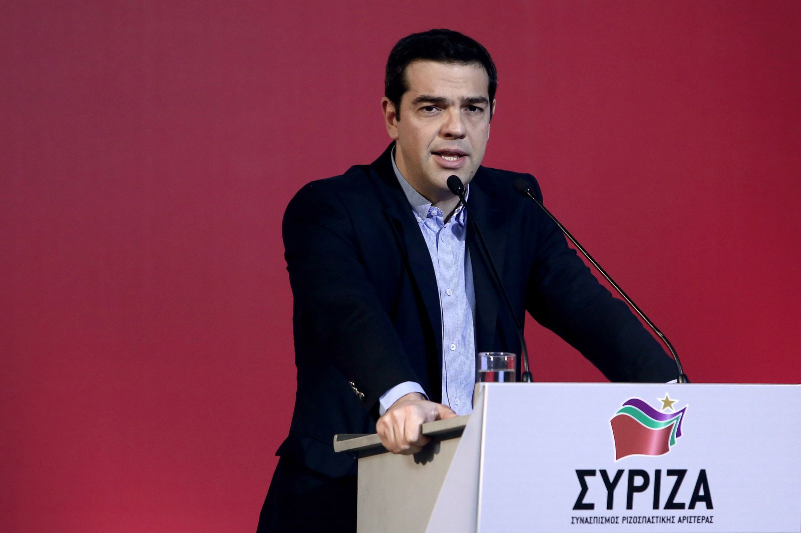 Investment in Griechenland/ Alexis Tsipras