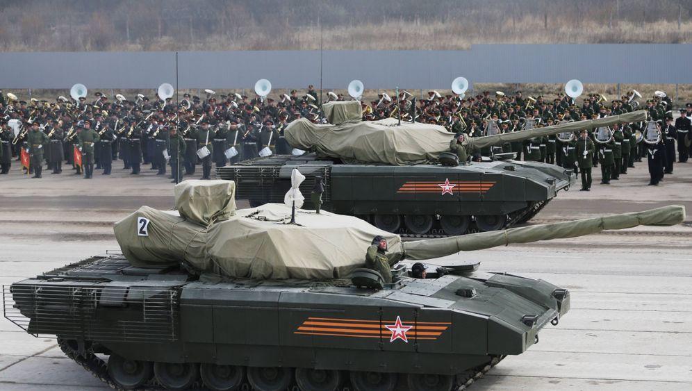 """Russland: """"So einen Panzer hat niemand"""""""