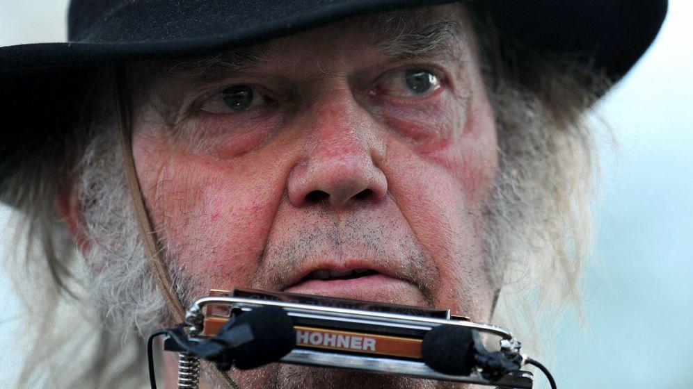 Neil Young: Autonarr mit Öko-Sorgen