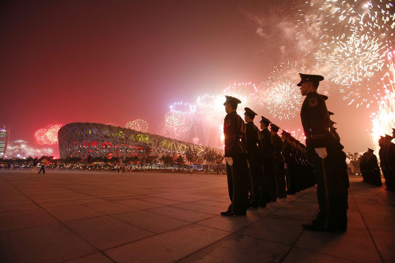 Olympa 2008 / Peking
