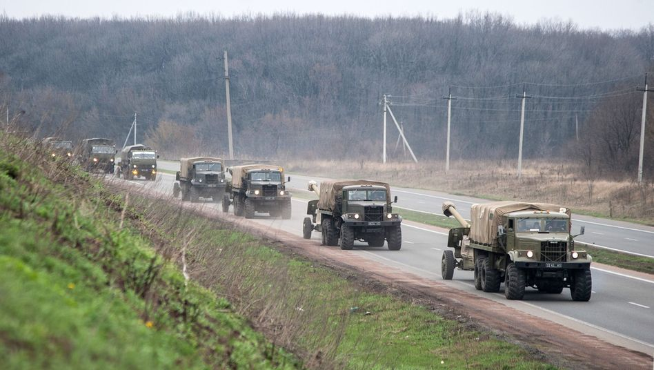 Kampf gegen Separatisten: Präsident der Ukraine meldet Erfolgeim Osten