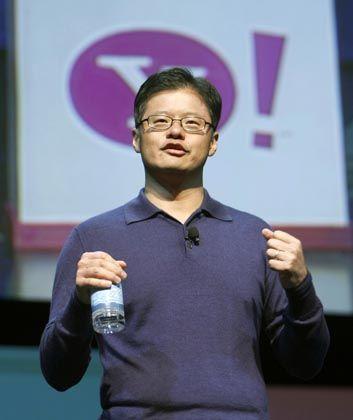 Yahoo-Gründer Jerry Yang: Lieber AOL als Microsoft