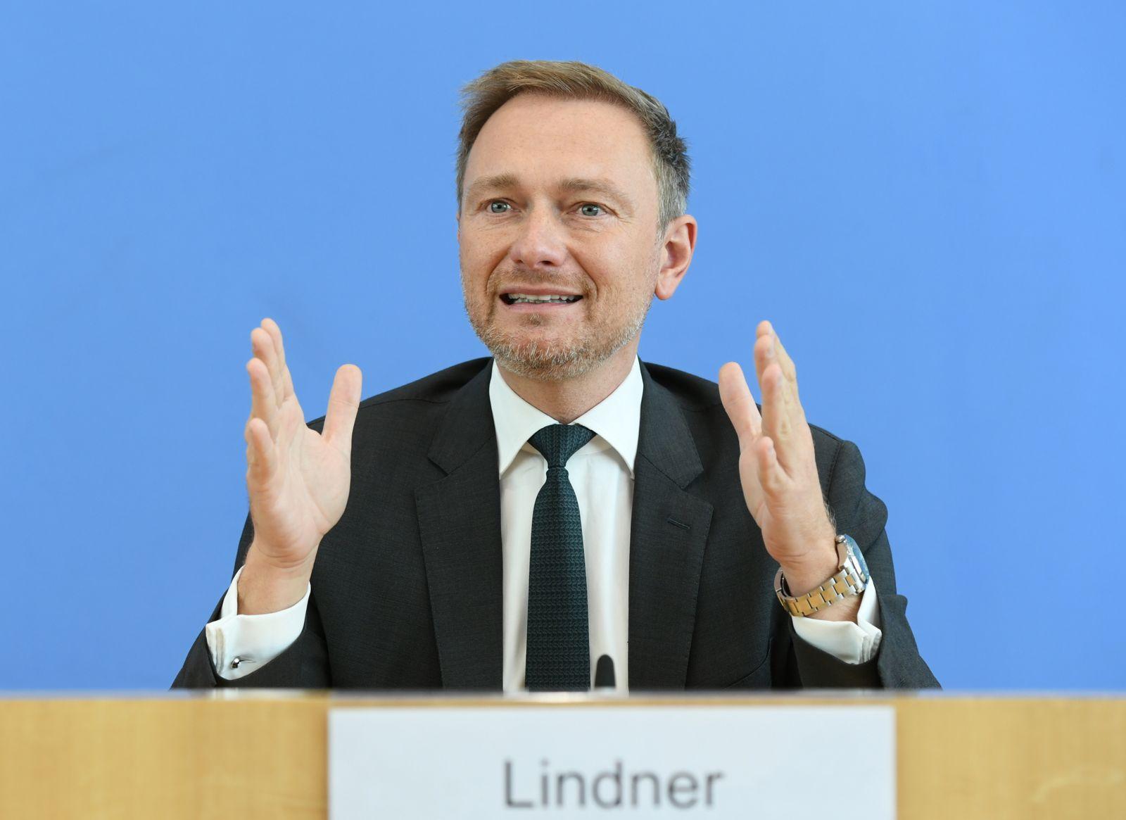 Christian Lindner/ 2019