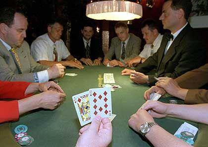 Pokern: Beim Gehaltgespräch spielt jeder seine Rolle