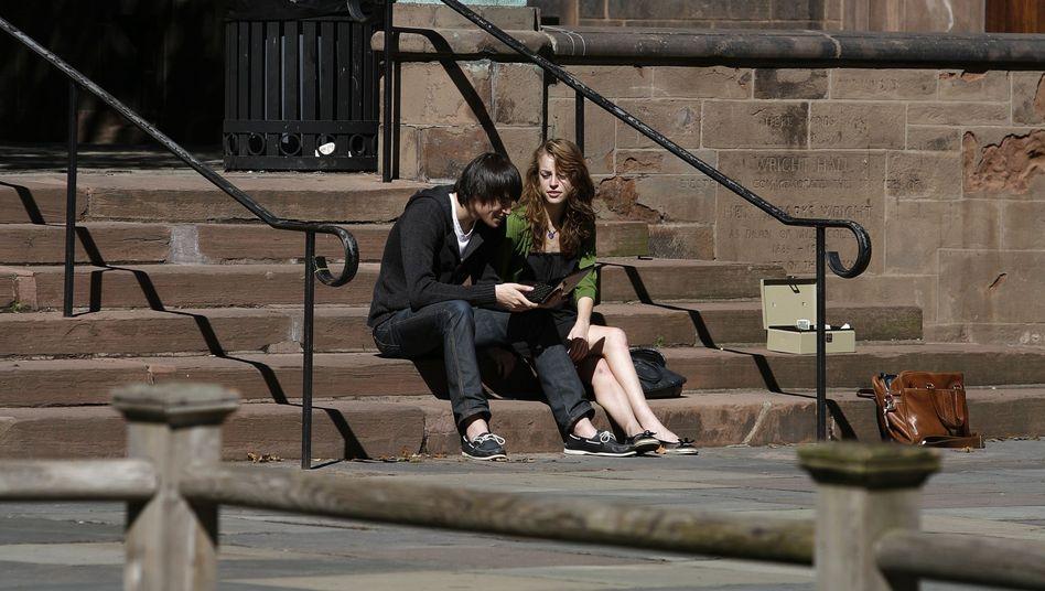 """Studenten in Yale: Wo, bitte, ist """"Aufstieg und Fall großer Mächte""""?"""