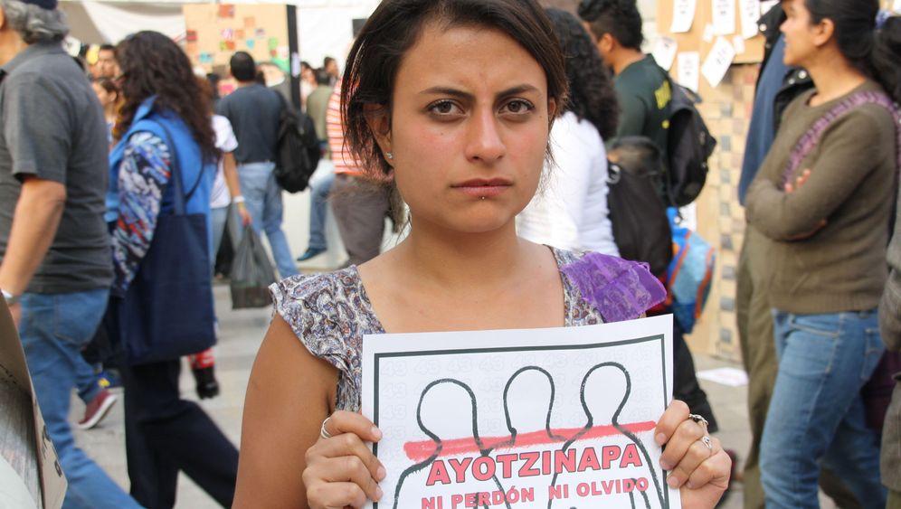 """Wütende Studenten in Mexiko: """"Wir können die Steine neu erfinden"""""""