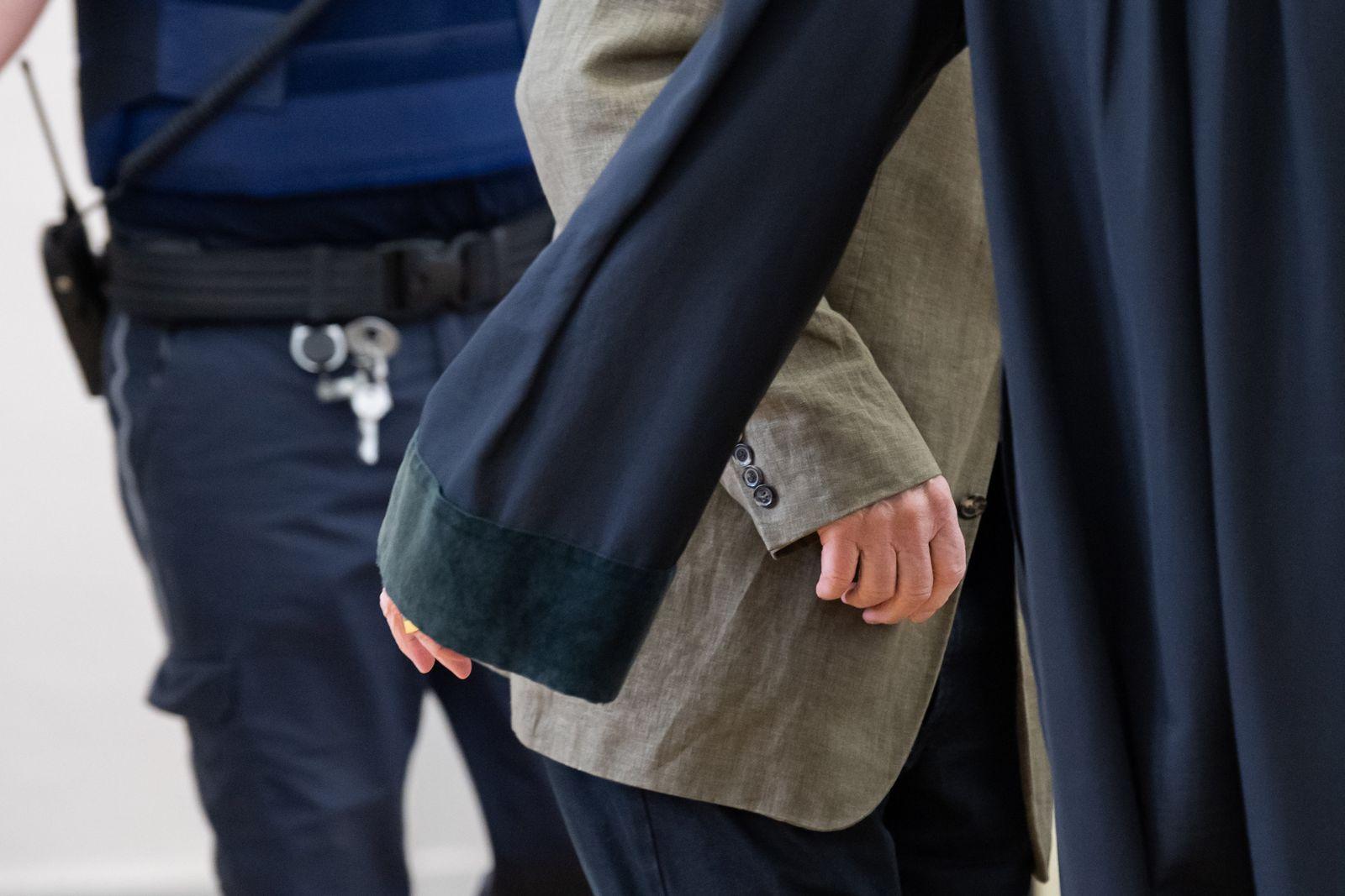 Prozess gegen 80-jährigen Bankräuber