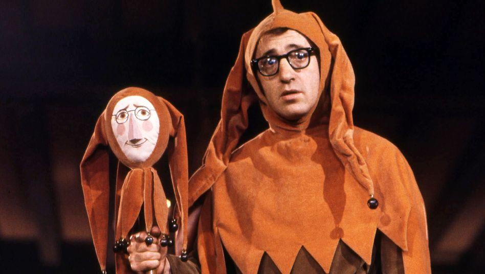 Kinodoku über Woody Allen: Pin-up-Boy der Bildungsbürger