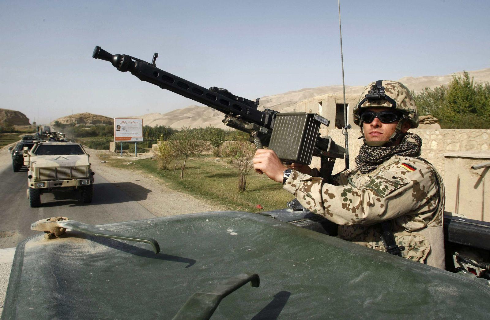 Afghanistan/ Bundeswehr/ Talokan