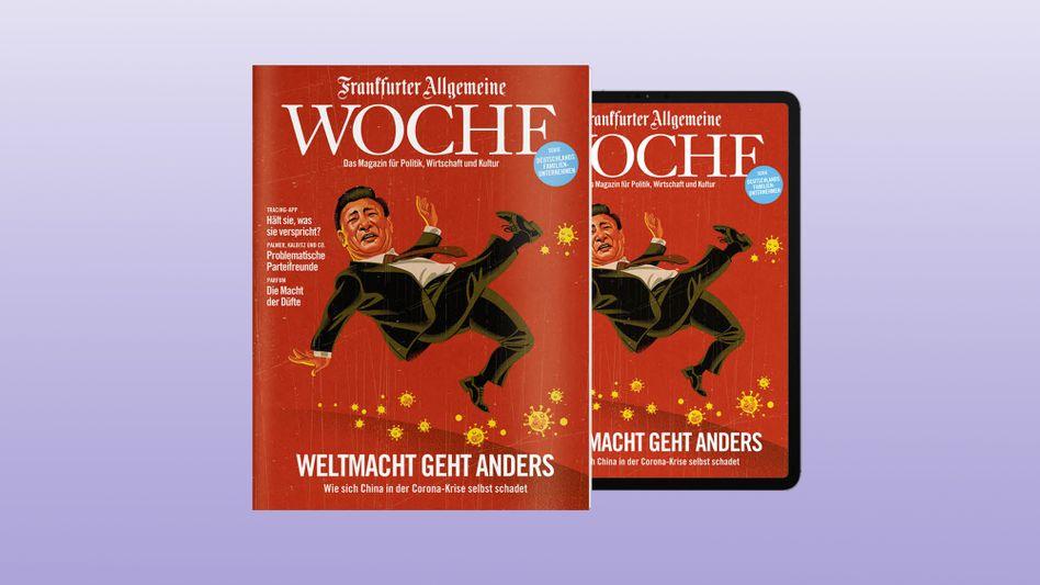 Das Wochenmagazin war im April 2016 an den Start gegangen