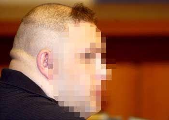 Der mutmaßliche Mörder: Ulvi K. soll Peggy vor rund drei Jahren erstickt haben