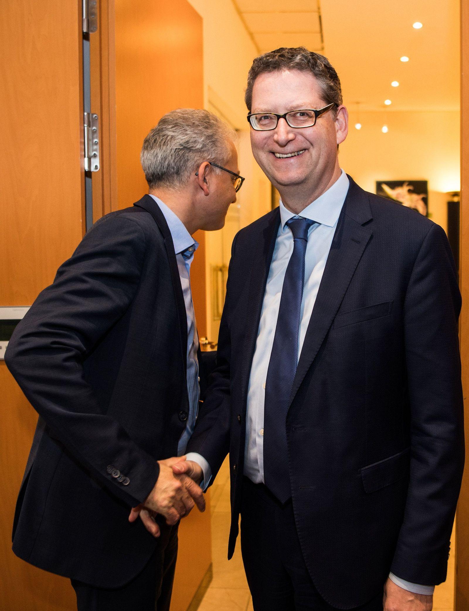 Sondierungsgespräche nach Landtagswahl in Hessen