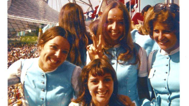 """Hostess in München 1972: """"Für mich war alles vorbei"""""""