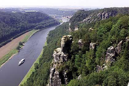 Nationalpark Sächsische Schweiz: Enttäuschung über den hohen Stimmenanteil für die NPD