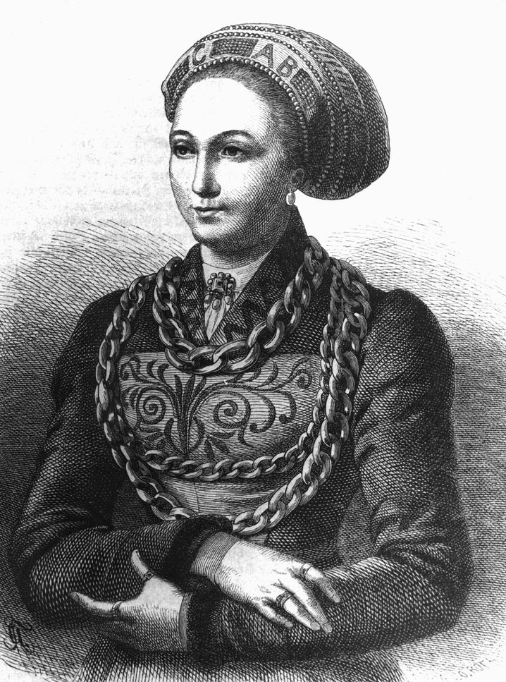 Luthers Ehefrau Katharina von Bora