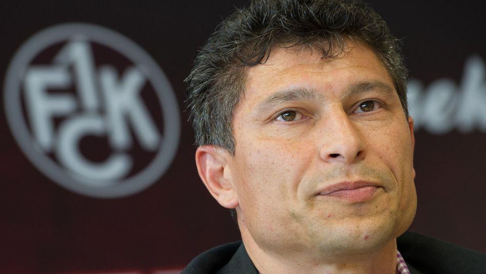 """FCK-Trainer Balakow: """"In so einer Situation muss man optimistisch sein"""""""