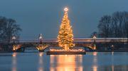 Wie sicher ist Bahnfahren an Weihnachten?